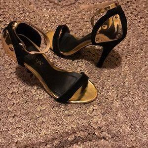 Liliana Ankle Strap Heels
